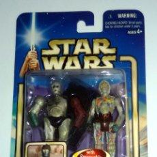 Figuren von Star Wars - STAR WARS # C-3PO # ATTACK OF THE CLONES - NUEVO EN SU BLISTER ORIGINAL DE HASBRO. - 106748467