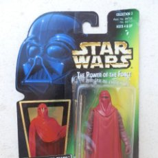 Figuras y Muñecos Star Wars: BLISTER FIGURA STAR WARS EMPEROR S ROYAL GUARD KENNER HASBRO 1997. Lote 98050391