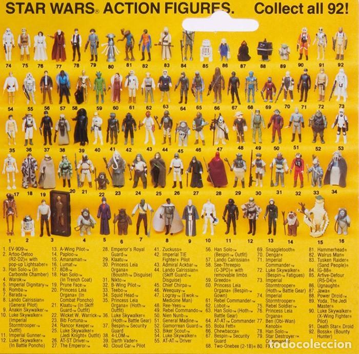 Figuras y Muñecos Star Wars: Figura acción Star Wars Kenner 4-LOM 1981 Hong Kong Lucasfilm vintage - Foto 3 - 98090771