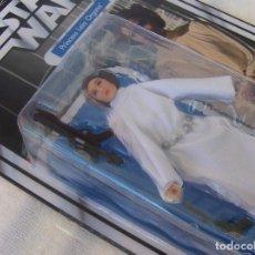 Figuras y Muñecos Star Wars: MUÑECO MUÑECOS FIGURE TOY STAR WARS 40 ANIVERSARIO LEIA ORGANA KENNER NUEVO. Lote 104403168