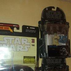 Figuras y Muñecos Star Wars: LOTE DE FIGURAS HASBRO STAR WARS NUEVAS EN BLISTER. Lote 98720135