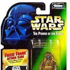 Figuras y Muñecos Star Wars: STAR WARS - ZUCKUSS WITH HEAVI ASSAULT BLASTER RIFLE. Lote 98801171