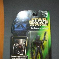 Figuras y Muñecos Star Wars: STAR WARS - DEATH STAR GUNNER -ARTILLERO DE LA ESTRELLA DE LA MUERTE. Lote 98803963