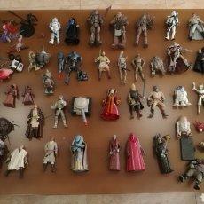 Figuras y Muñecos Star Wars: LOTE STAR WARS . Lote 98804347