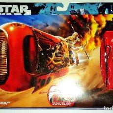 Figuras y Muñecos Star Wars: STAR WARS # REY`S SPEEDER ( JAKKU ) # THE FORCE AWAKENS - NUEVO EN SU CAJA ORIGINAL DE HASBRO.. Lote 98888955