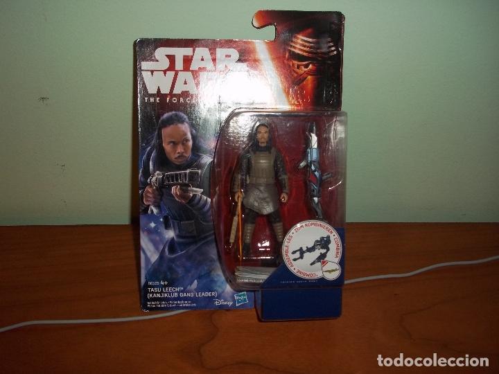 STAR WARS TASU LEECH (Juguetes - Figuras de Acción - Star Wars)