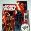 Figuras y Muñecos Star Wars: STAR WARS # KYLO REN # THE FORCE AWAKENS - NUEVO EN SU BLISTER ORIGINAL DE HASBRO.. Lote 99461423