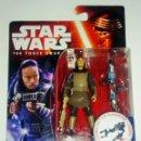 Figuras y Muñecos Star Wars: STAR WARS # TASU LEECH # THE FORCE AWAKENS - NUEVO EN SU BLISTER ORIGINAL DE HASBRO.. Lote 99461759
