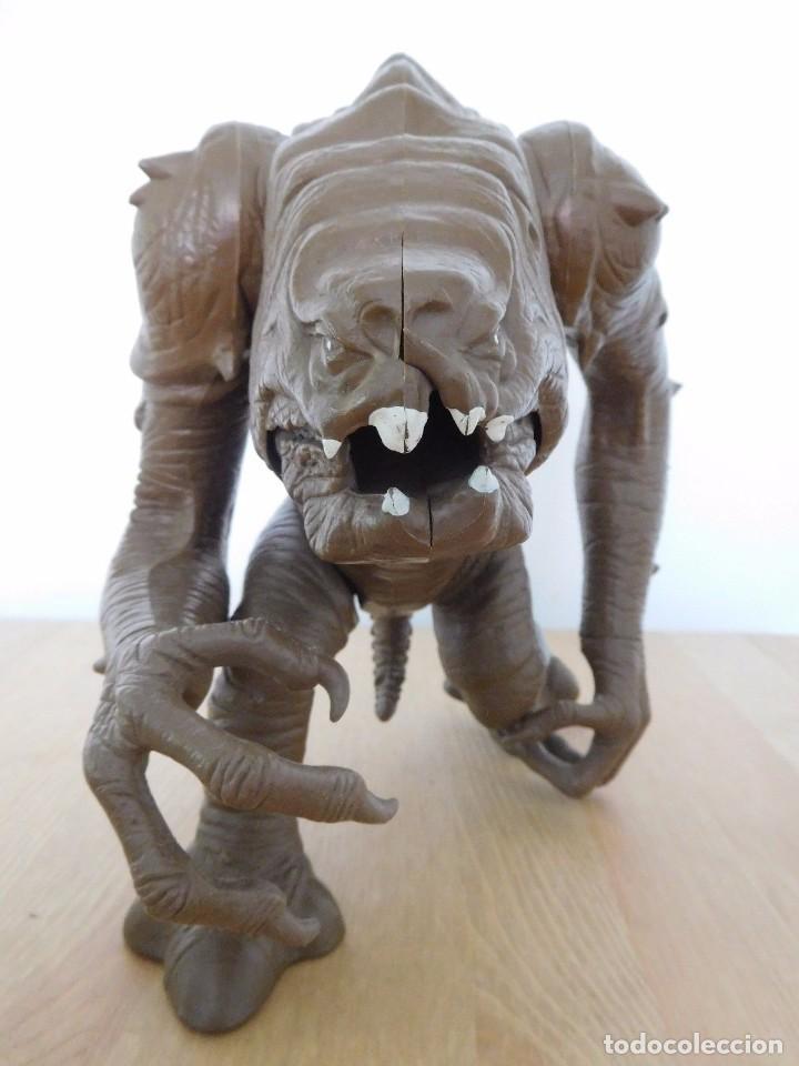 Figuras y Muñecos Star Wars: Star Wars Kenner 1984 Rancor monstruo ROTJ figura acción vintage excelente estado - Foto 2 - 99768847