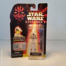 Figuras y Muñecos Star Wars: FIGURA STAR WARS, EPISODIO I, AMENAZA FANTASMA, ORIGINAL HASBRO, AÑO 1.998. Lote 128224402