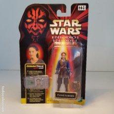 Figuras y Muñecos Star Wars: PADME, FIGURA DE STAR WARS, EPISODIO I, AMENAZA FANTASMA, ORIGINAL HASBRO, VERSION ESPAÑOLA. Lote 99950355