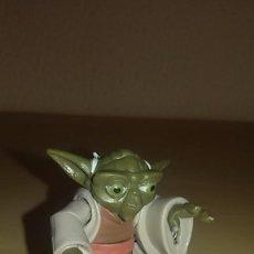 Figuras y Muñecos Star Wars: FIGURA HASBRO STAR WARS MAESTRO YODA. Lote 100005123