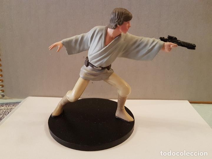 FIGURA PERSONAJE STAR WARS MUY BUEN ESTADO VER FOTOS (Juguetes - Figuras de Acción - Star Wars)