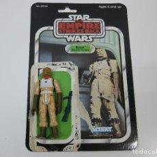 Figuras y Muñecos Star Wars: STAR WARS VINTAGE FIGURA Y CARDBACK CARTON ORIGINALES TESB BOSSK.. Lote 100532567