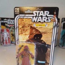 Figuras y Muñecos Star Wars: STAR WARS, JAWA, FIGURA DE 40 ANIVERSARIO, 40TH ANNIVERSARY, WAVE 2, KENNER HASBRO. Lote 125323156