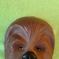 Figuras y Muñecos Star Wars: BUSTO CHEWAKA 18X13 LA GUERRA DE LAS GALAXIAS MICROMACHINES STAR WARS. Lote 101311579