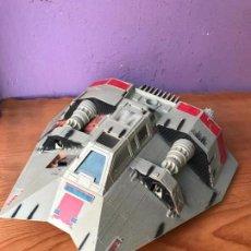 Figuras y Muñecos Star Wars: NAVE STAR WARS SNOWSPEEDER HASBRO 1996. Lote 101484395
