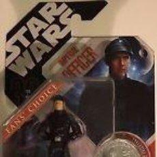 Figuras y Muñecos Star Wars: STAR WARS - IMPERIAL OFFICER SAGA LEGENDS. Lote 101560003