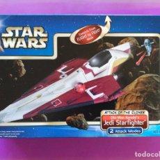 Figuras y Muñecos Star Wars: STAR WARS - OBI-WAN KENOBI´S JEDI STARFIGHTER. Lote 101633143