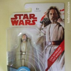 Figuras y Muñecos Star Wars: FIGURA LUKE SKYWALKER JEDI MASTER STAR WARS LOS ÚLTIMOS JEDI THE LAST HASBRO FORCE LINK 3,75. Lote 104502956