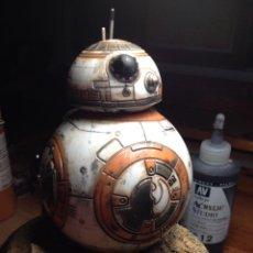 Figuras y Muñecos Star Wars: STAR WARS ROBOT BB-8 MAQUETA ESCALA 1/6. Lote 101713815