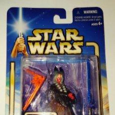 Figuras y Muñecos Star Wars: STAR WARS # SHAAK TI # ATTACK OF THE CLONES - NUEVO EN SU BLISTER ORIGINAL DE HASBRO.. Lote 102024667