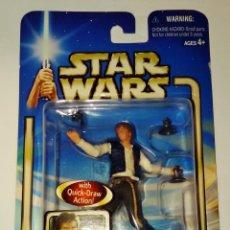 Figuren von Star Wars - STAR WARS # HAN SOLO # ATTACK OF THE CLONES - NUEVO EN SU BLISTER ORIGINAL DE HASBRO. - 102026371