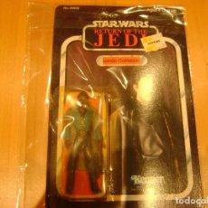 Figuras y Muñecos Star Wars: STAR WARS VINTAGE ORIGINAL 100% LANDO CALRISSIAN. Lote 102276091