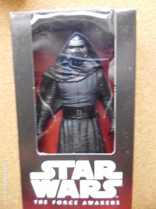 STAR WARS FIGURA DE ACCION HASBRO KYLO REN (Juguetes - Figuras de Acción - Star Wars)