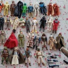 Figuras y Muñecos Star Wars: LOTE DE 35 FIGURAS STAR WARS. LA GUERRA DE LAS GALAXIAS. DE LOS 70/80 VER FOTOS.. Lote 102475487