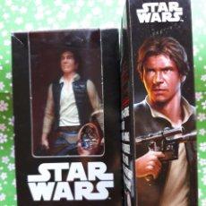 Figuras y Muñecos Star Wars: FIGURA STAR WARS HASBRO HAN SOLO HARRISON FORD. Lote 102981223
