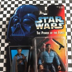 Figuras y Muñecos Star Wars: LANDÓ CALRISSIAN THE POWER OF THE FORCÉ. Lote 103466164