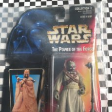 Figuras y Muñecos Star Wars: TUSKEN RAIDER THE POWER OF THE FORCÉ STAR WARS. Lote 103466398