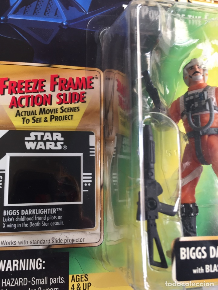 Figuras y Muñecos Star Wars: Star Wars Biggs Darklighter Kenner - Foto 3 - 103483111
