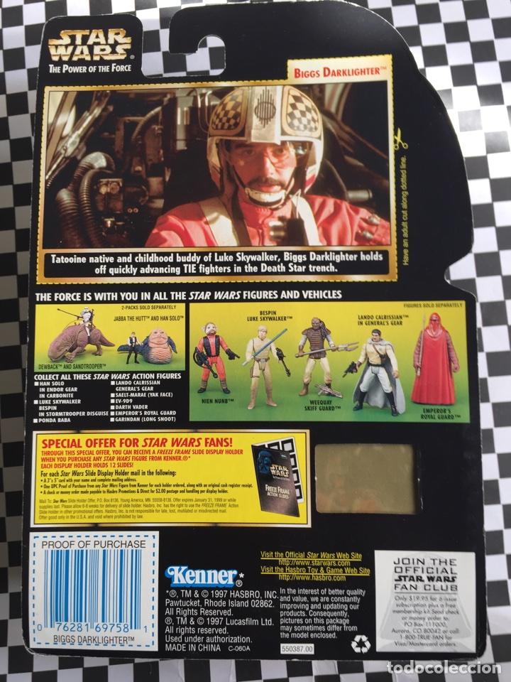 Figuras y Muñecos Star Wars: Star Wars Biggs Darklighter Kenner - Foto 5 - 103483111