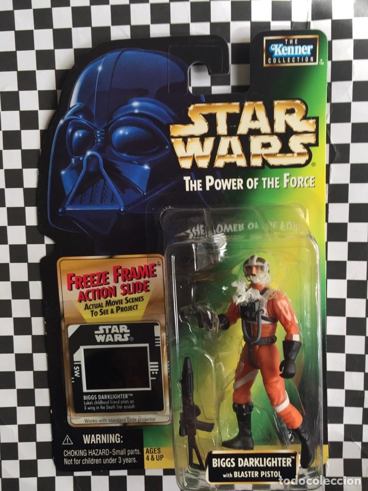 Figuras y Muñecos Star Wars: Star Wars Biggs Darklighter Kenner - Foto 6 - 103483111