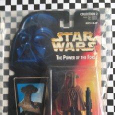 Figuras y Muñecos Star Wars: STAR WARS MOMAW NADON KENNER NUEVO. Lote 103484019