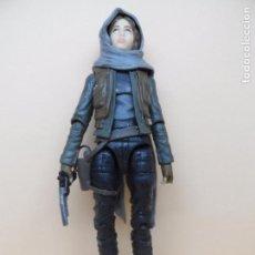 Figuras y Muñecos Star Wars: STAR WARS BLACK SERIES 6' JYN ERSO (ROGUE ONE). Lote 103601327