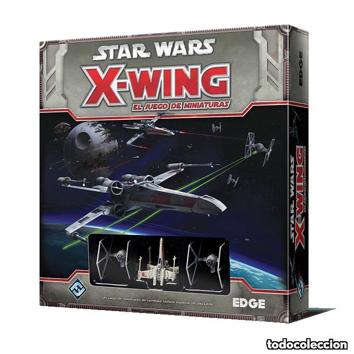 STAR WARS - X-WING EL JUEGO DE MINIATURAS (Juguetes - Figuras de Acción - Star Wars)