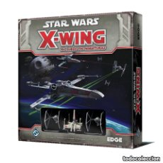 Figuras y Muñecos Star Wars: STAR WARS - X-WING EL JUEGO DE MINIATURAS. Lote 103629075