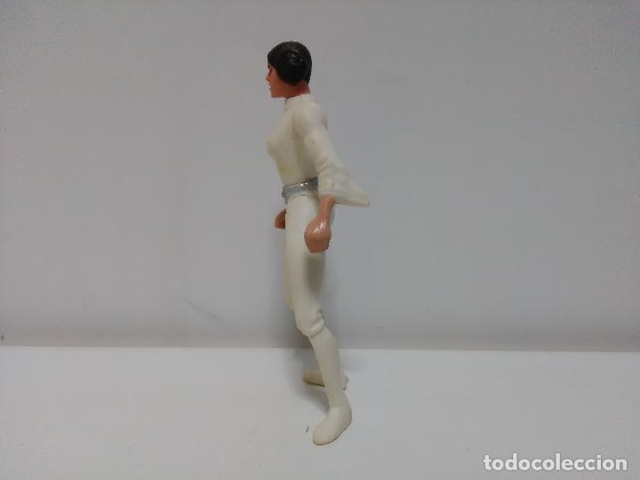 Figuras y Muñecos Star Wars: Figura Star Wars - Princesa leia - © 1995 LFL - Kenner - China - Foto 4 - 103920395