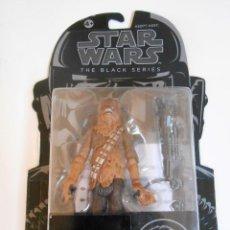 Figuras y Muñecos Star Wars: STAR WARS THE BLACK SERIES CHEWBACCA FIGURA EN BLISTER REF 11 GUERRA GALAXIAS FIGURE. Lote 180035623