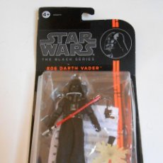 Figuras y Muñecos Star Wars: STAR WARS THE BLACK SERIES DARTH VADER FIGURA EN BLISTER REF 06 GUERRA GALAXIAS FIGURE. Lote 120399496