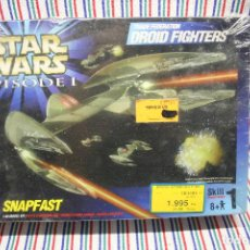 Figuras y Muñecos Star Wars: SNAPFAST STAR WARS EPISODE I. Lote 104096415