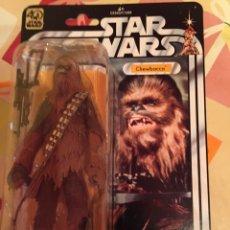Figuras y Muñecos Star Wars: 40ª ANIVERSARIO STAR WARS CHEWBACCA NUEVO. Lote 104376723