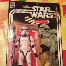 Figuras y Muñecos Star Wars: 40ª ANIVERSARIO STAR WARS STORMTROOPER NUEVA. Lote 104377266