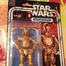 Figuras y Muñecos Star Wars: 40ª ANIVERSARIO STAR WARS C-3PO 15CM NUEVO. Lote 104377911