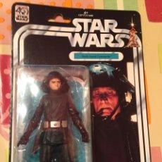 Figuras y Muñecos Star Wars: 40ª ANIVERSARIO STAR WARS DEATH SQUARD COMMANDER NUEVO 15CM. Lote 104379400