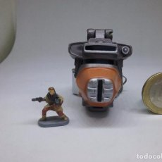Figuras y Muñecos Star Wars: MICROMACHINES - MICRO MACHINES - STAR WARS - LEIA BOUNTY HUNTER - MINI CABEZA. Lote 104390303