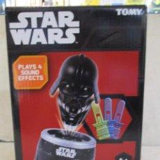 Figuras y Muñecos Star Wars: STAR WARS POP UP DARTH VADER JUEGO DE MESA CON SONIDOS NUEVO SIN ESTRENAR DISNEY. Lote 104616955